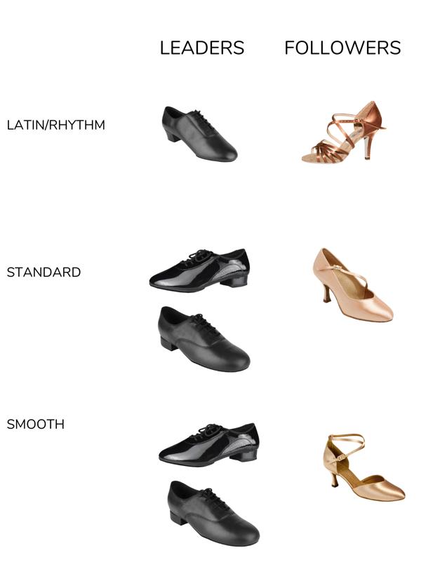 Dance Shoe Styles-1