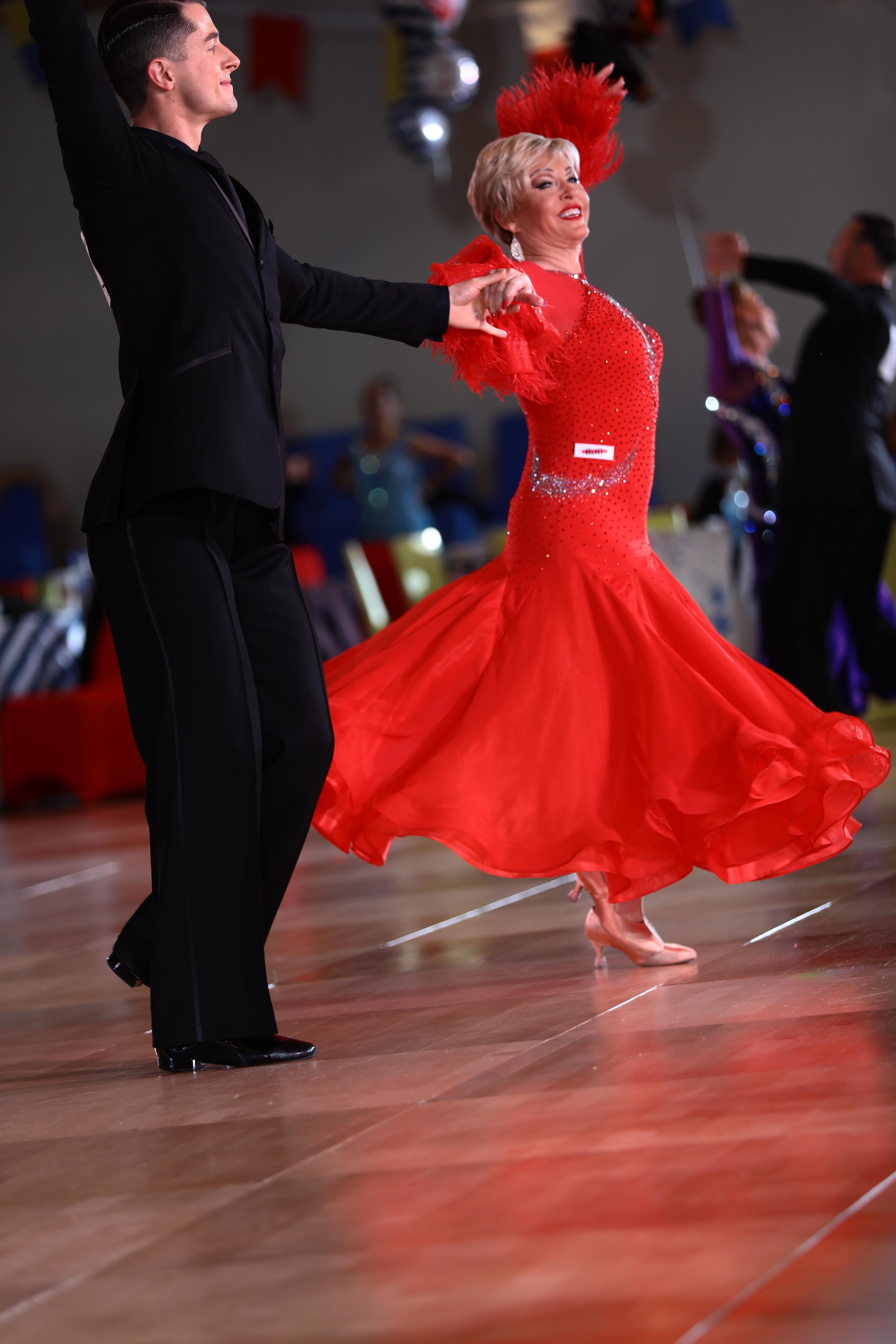 American Smooth Dance